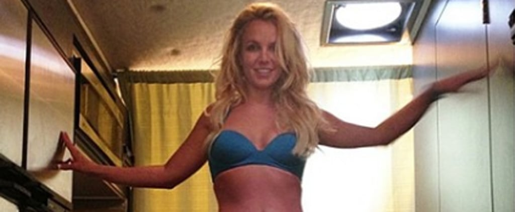 29 of the Sexiest Instagram Snaps Britney Spears Has Ever Posted