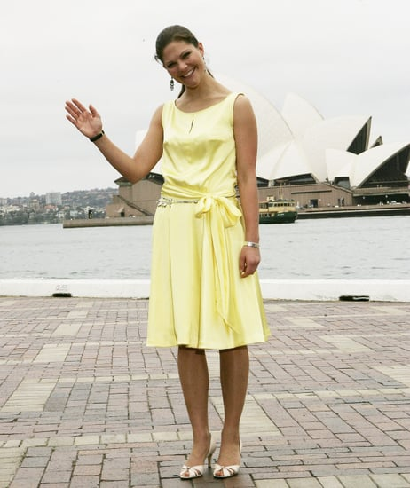 Crown Princess Victoria of Sweden Style
