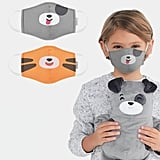 Cubcoats Face Masks For Kids — Tiger and Puppy