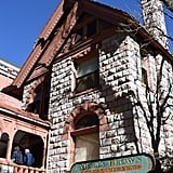 Go to the Molly Brown house