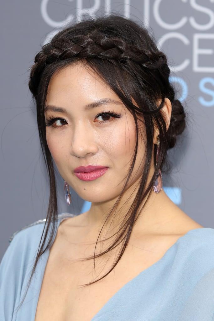 Constance Wu as Rachel Chu