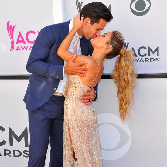 Eric and Jessie James Decker PDA Pictures