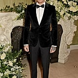 Liam Payne at the British Vogue and Tiffany & Co. Fashion and Film Party