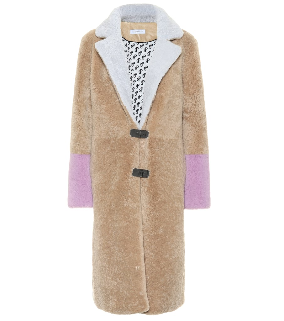 Saks Potts Febbe Shearling Coat