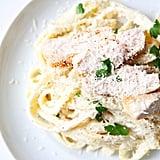 Olive Garden's Chicken Fettucine Alfredo