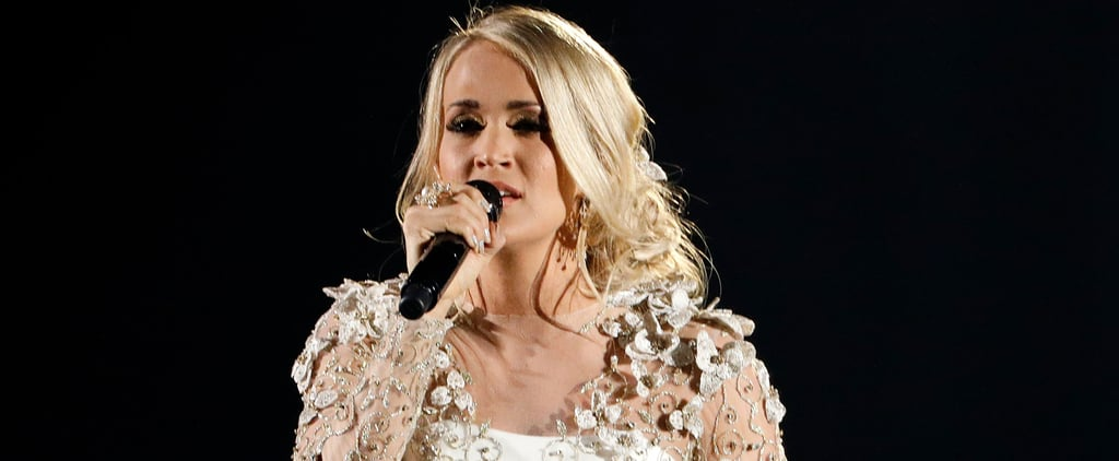 "Carrie Underwood ""Cry Pretty"" Song"