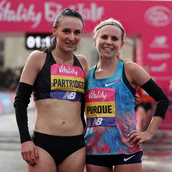 Charlotte Purdue and Lily Partridge on Body Image Pressures