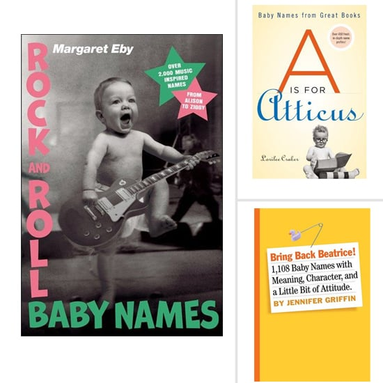 Baby Name Books