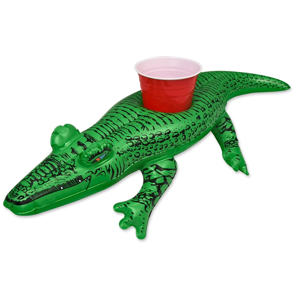 GoFloats Floating Gator Drink Holders