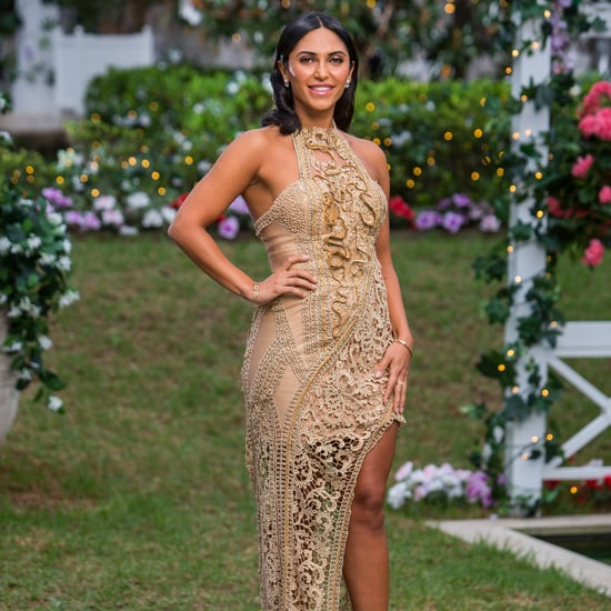 Matthew Agnew and Sogand First Kiss The Bachelor Australia