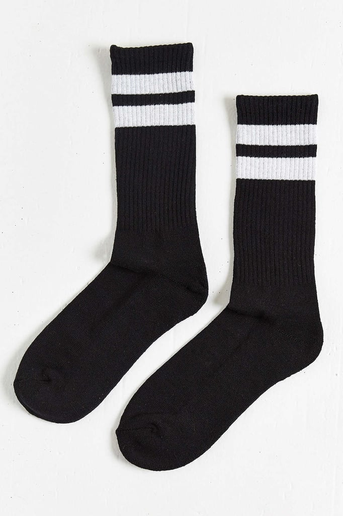 UO Striped Gym Sock ($8)