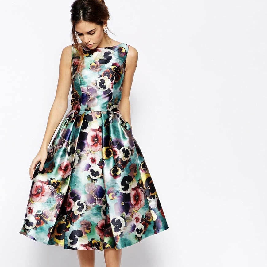 Affordable Dresses to Wear to Weddings