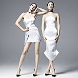 Bella Hadid Misha Gold Collection Campaign 2016