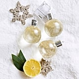 The White Company Shower Gel Bauble