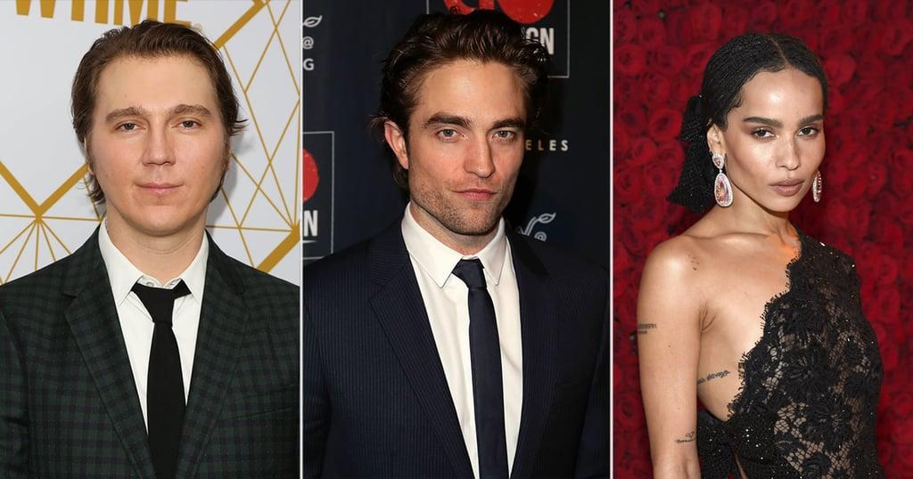 The Batman Movie Cast