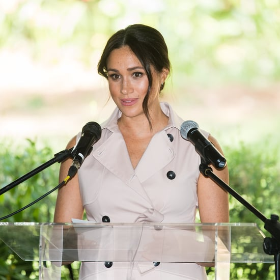 Meghan Markle Talks About Scrutiny She's Faced From UK Press
