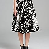 Lucy Paris Full Printed Skirt