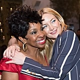 Kate Hudson gave Gladys Knight a big hug at the Uptown event.