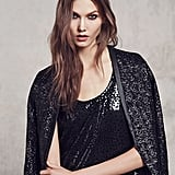 Karlie Kloss For Mango Winter 2012