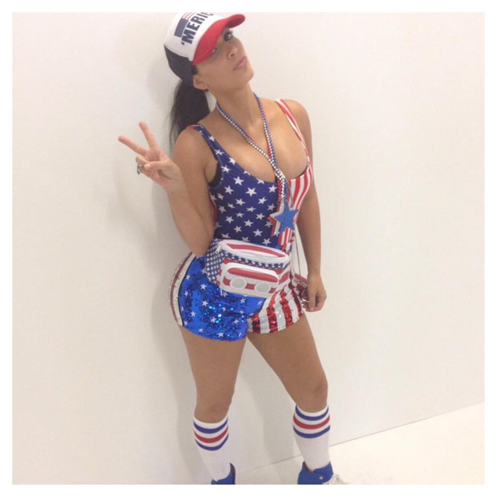 Kim Kardashian's Fourth of July Outfit Is Not What We Expected