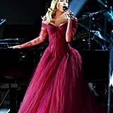 Miley Cyrus's 2018 Grammys Performance Dress