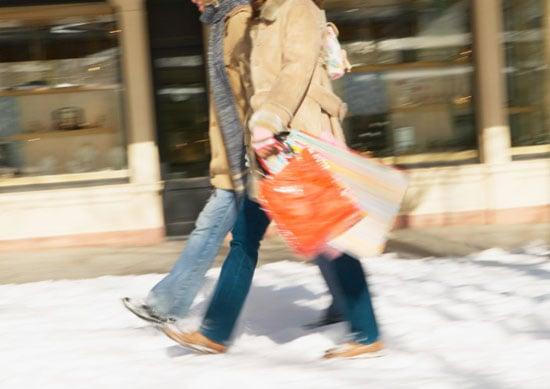 Ten Tips 'Til the Holiday: City Sidewalks