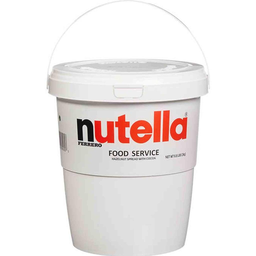Costco's 7-Pound Tub of Nutella