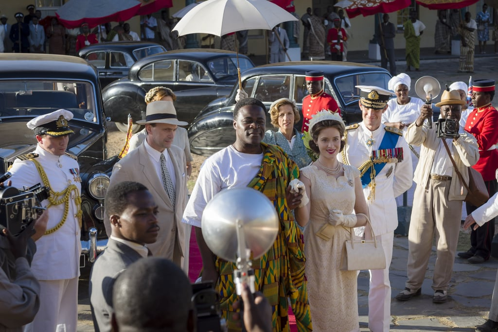 What The Crown Gets Right About Queen Elizabeth II's History-Making Trip to Ghana