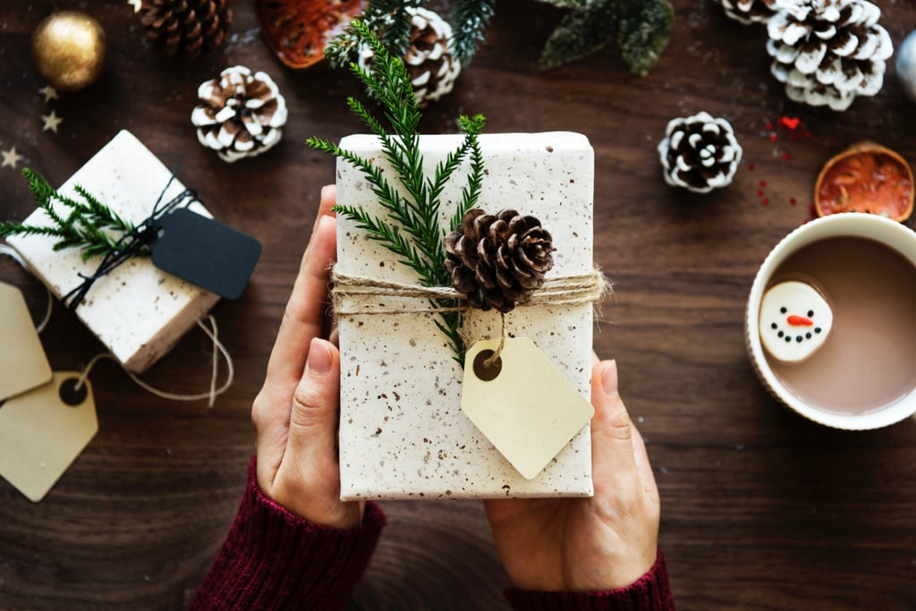 Use Double-Sided Tape For Gifts