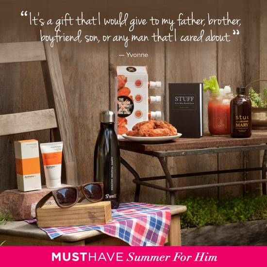 POPSUGAR Must Have Summer Box For Men Reviews