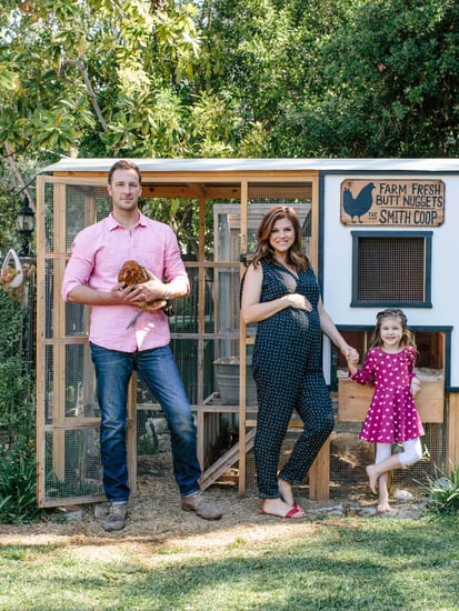 Tiffani Thiessen's LA Home Is Perfect For Entertaining