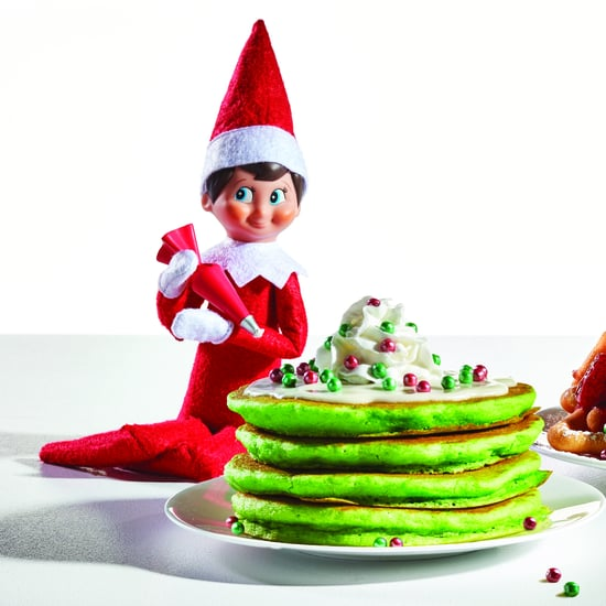 IHOP Elf on the Shelf Menu 2019