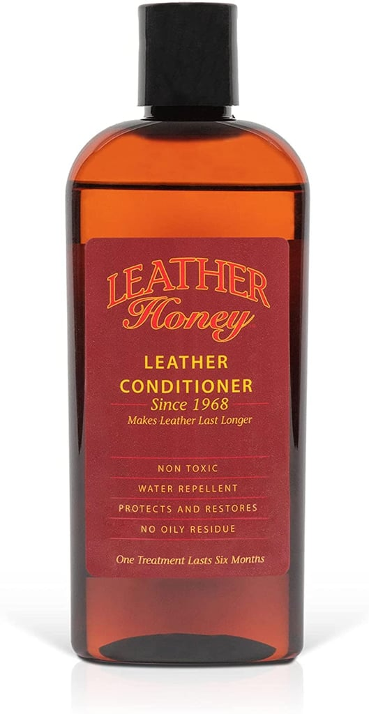 For All Your Leather Goods: Leather Honey Leather Conditioner