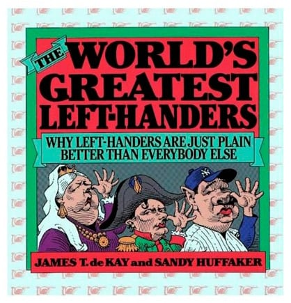 The World's Greatest Left-Handers