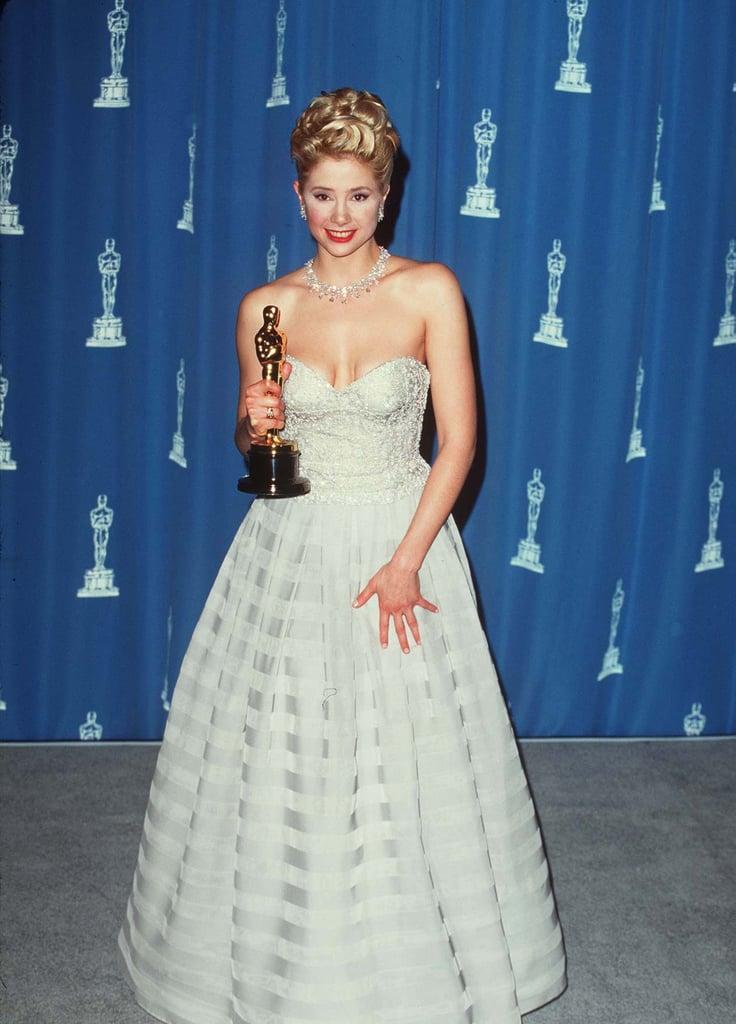 Mira Sorvino at the 1996 Academy Awards