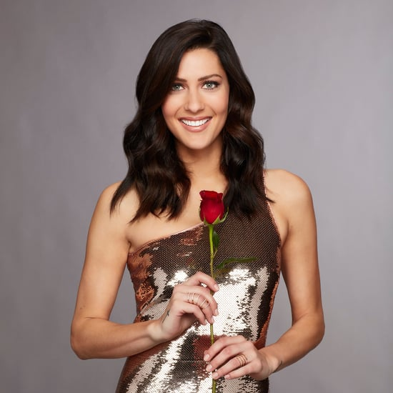 Becca Kufrin Sequin Dress in Bachelorette Promos
