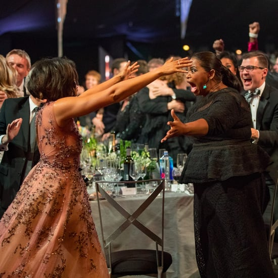 Celebrity Reactions to Winning at the 2017 SAG Awards