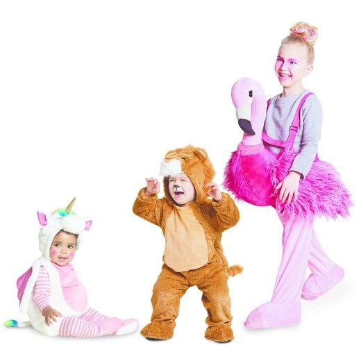 Make the Costume Selection a Family Affair