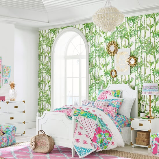 Pottery Barn and Lilly Pulitzer Collection