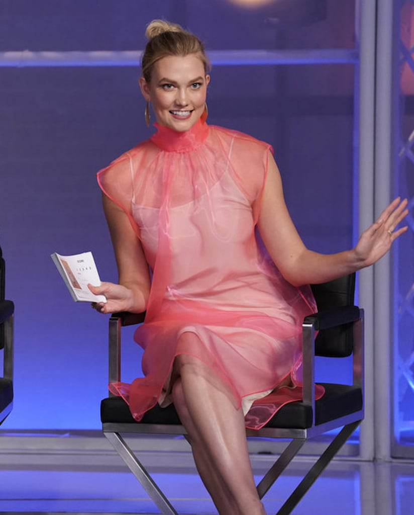 Karlie Kloss Project Runway Outfits ...