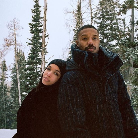 Michael B. Jordan Gave Lori Harvey Hermès Stock For V-Day