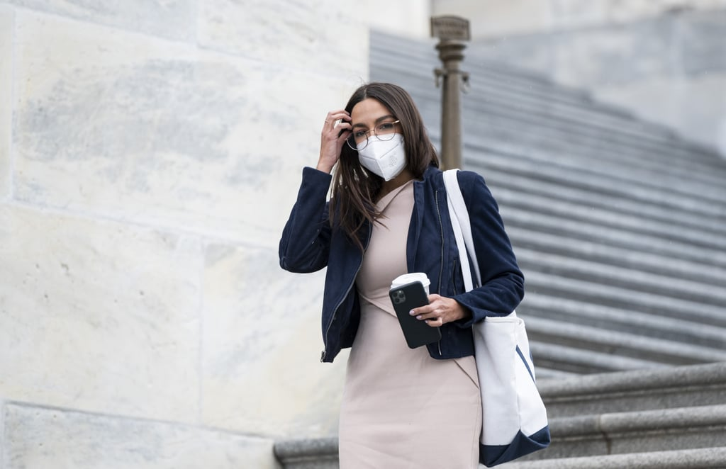 AOC Responds to Being Verbally Accosted on Capitol Steps