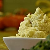Mashed Potatoes With Goat Cheese