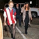 Priyanka Chopra and Sophie Turner Out in LA January 2019