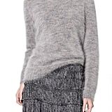 Theory Jaidyn Angora Sweater, $335