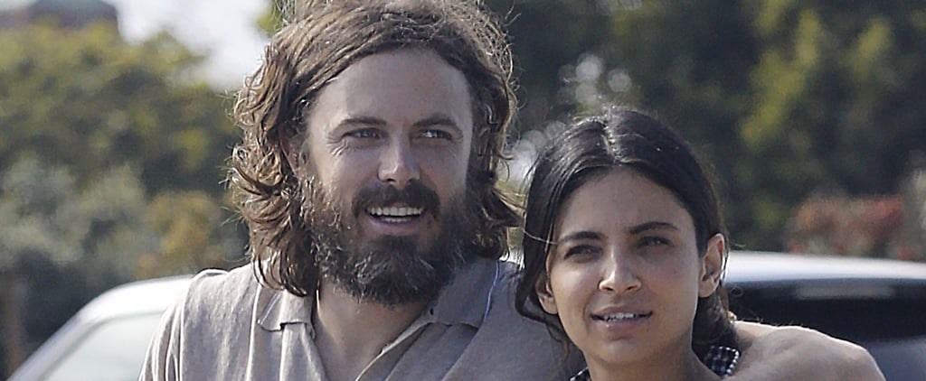Casey Affleck Steps Out With New Girlfriend Floriana Lima