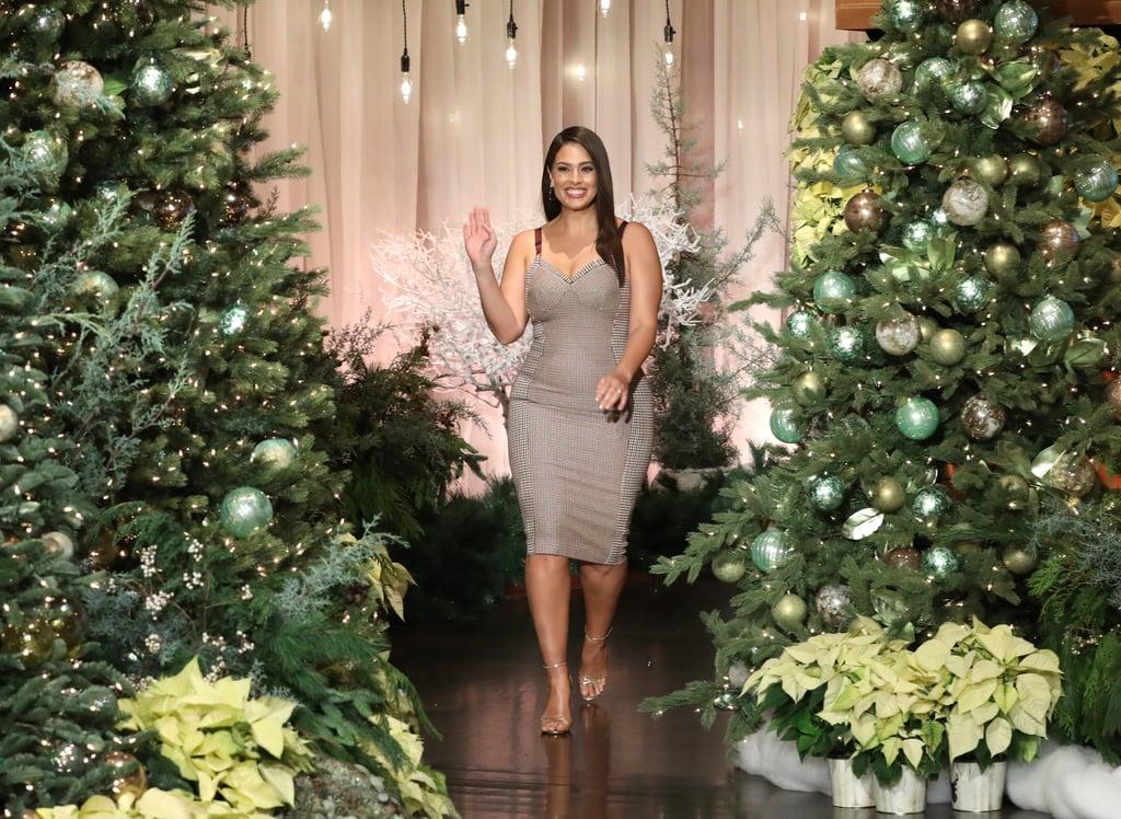 Ashley Graham Dress on Ellen November 2018
