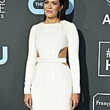 Mandy Moore at Critics' Choice Awards
