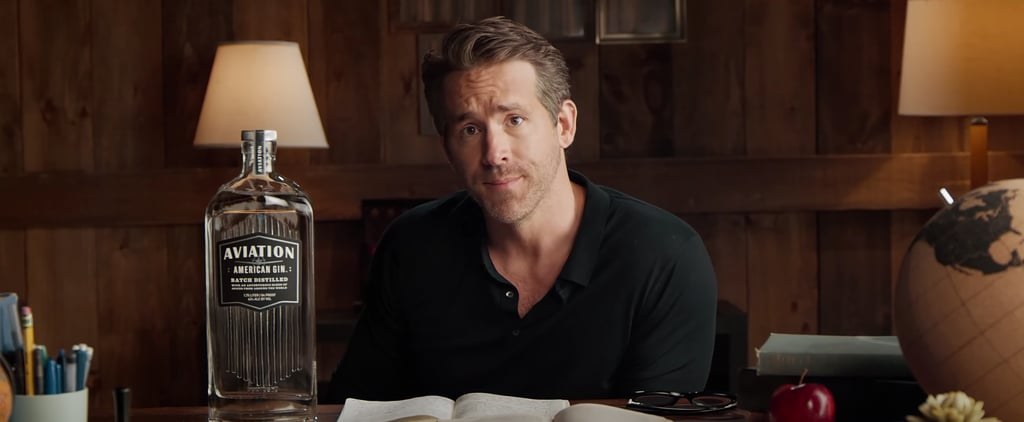 Ryan Reynolds Aviation Gin Homeschool Edition Ad | Video
