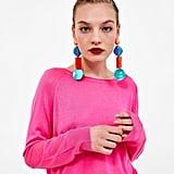 Zara New Basic Sweater